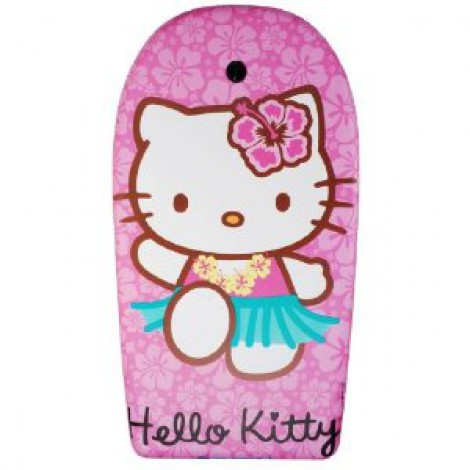 Bodyboard Hello Kitty