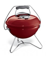 Barbecue portable Smokey Joe ® Premium 37cm, crimson