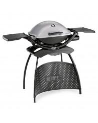 Weber® Q® 2200 Stand, Granite Grey
