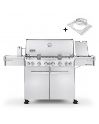 Summit® S-670 GBS®, Stainless steel