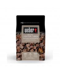 Cubes d'allumage bruns - écologique, 48 pièces