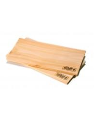 Weber® Planches de fumaison