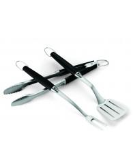 Set ustensiles Premium Weber® 3 pièces