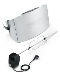 Tourne-broche pour Weber® Q®, Q® 300-/3000