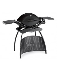 Weber® Q 2200 Gas Grill with Stand, black