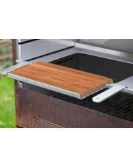 Plaque de cuisson barbecue raclette