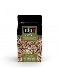 Coupeaux de fumaison hickory 700g