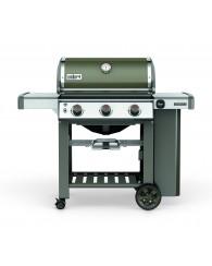Genesis® II E-310™ GBS™, gris fumé
