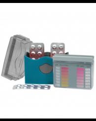 Trousse d'analyse pH/chlore 021068