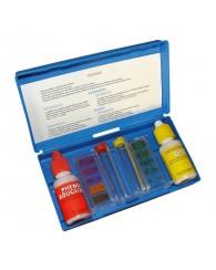 Trousse d'analyse pour pH + chlore 024006