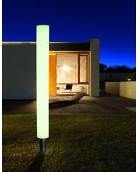 Décoration pour la terrasse et le jardin : pots lumineux ...